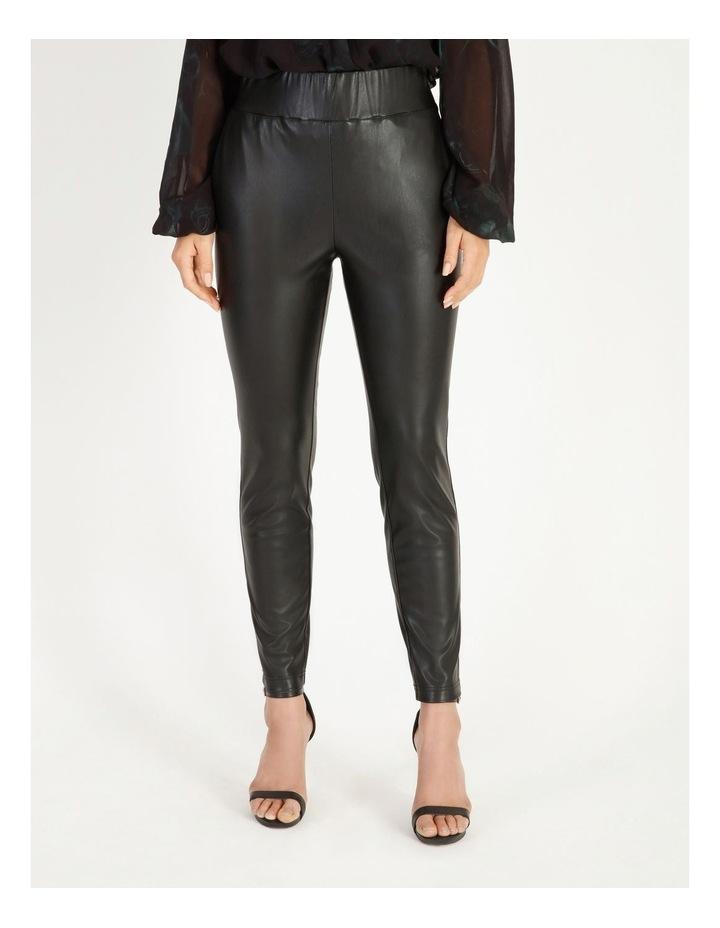 Vegan Leather Pant image 1