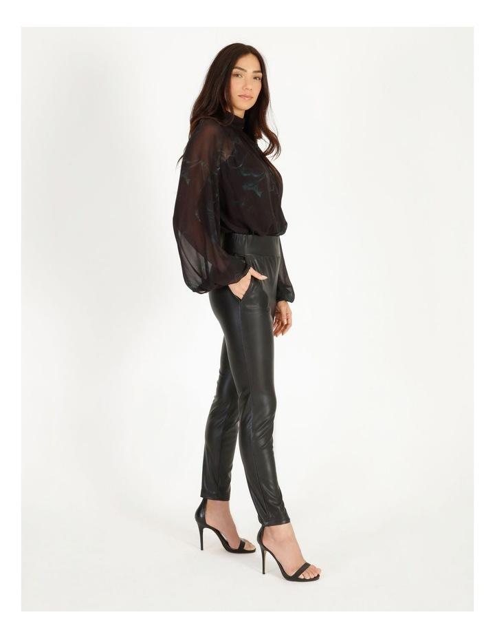 Vegan Leather Pant image 2