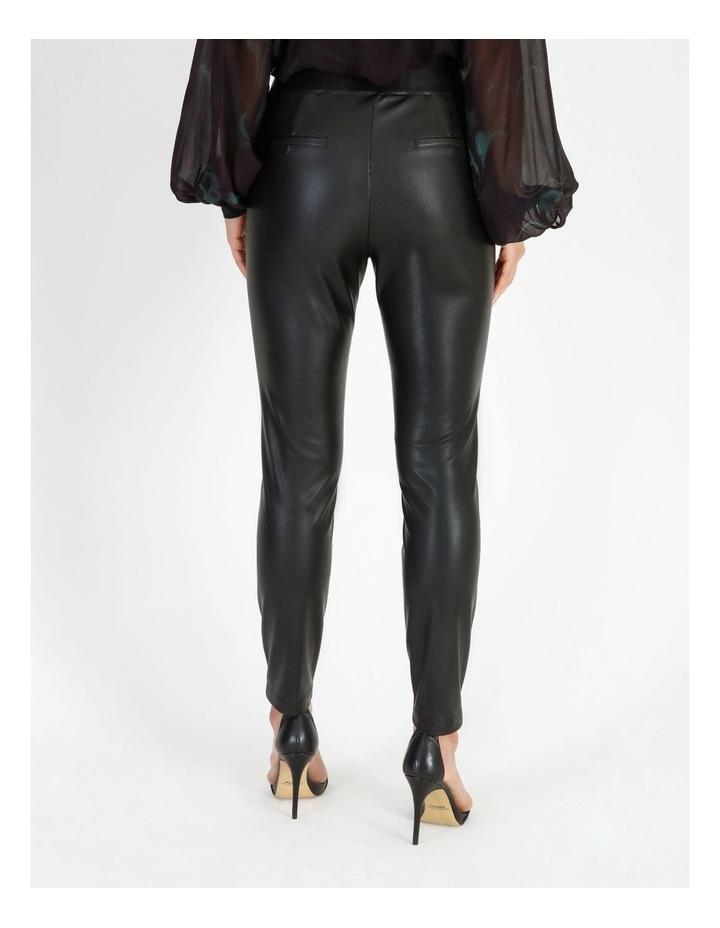 Vegan Leather Pant image 3