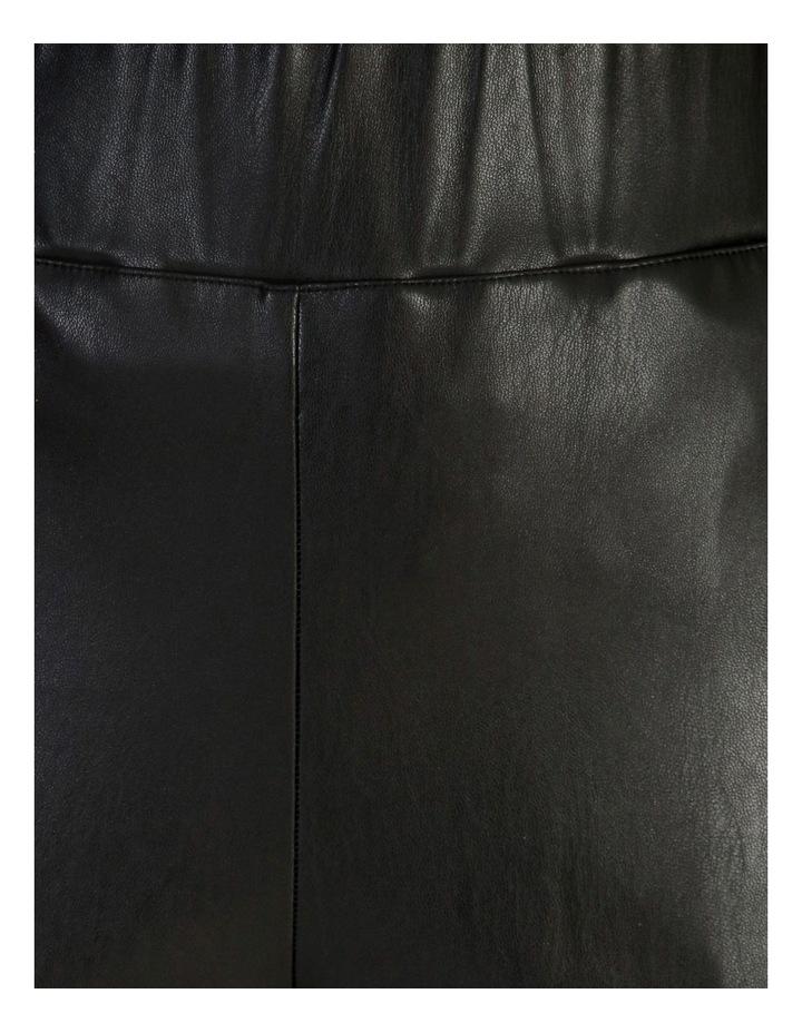 Vegan Leather Pant image 5