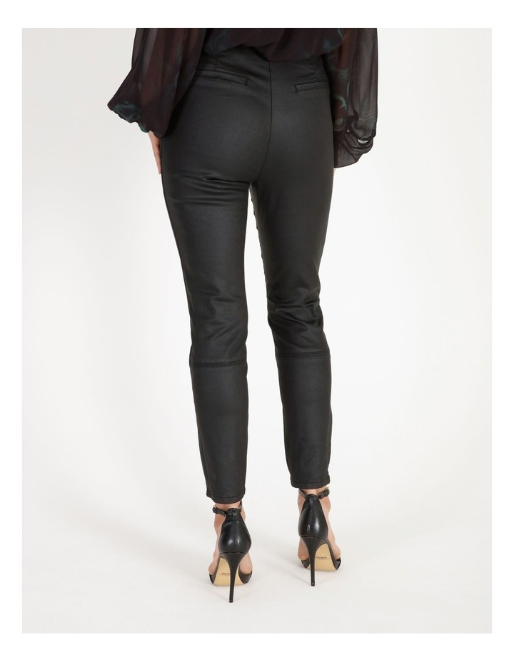Coated Side Zip Jean image 4