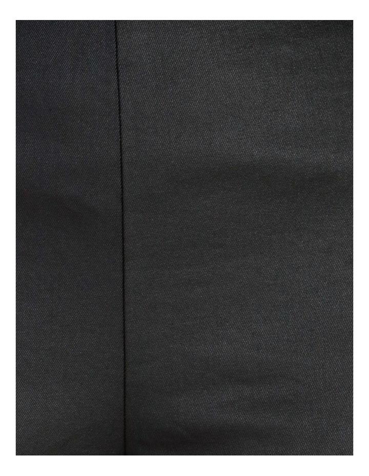 Coated Side Zip Jean image 6