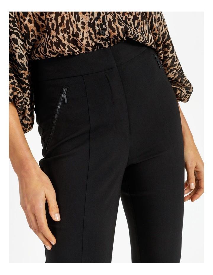 Black Bengaline Pants image 5