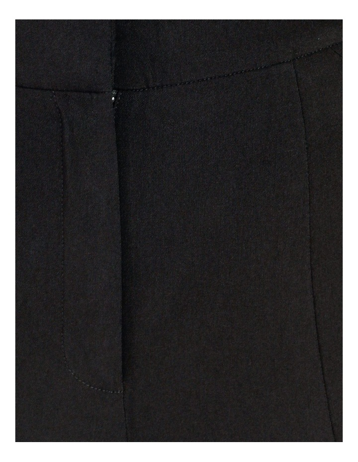 Black Bengaline Pants image 6