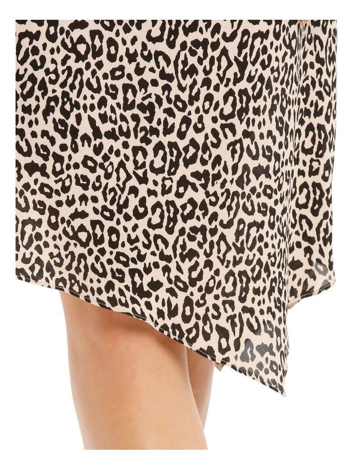 Peak Hem Print Skirt image 4