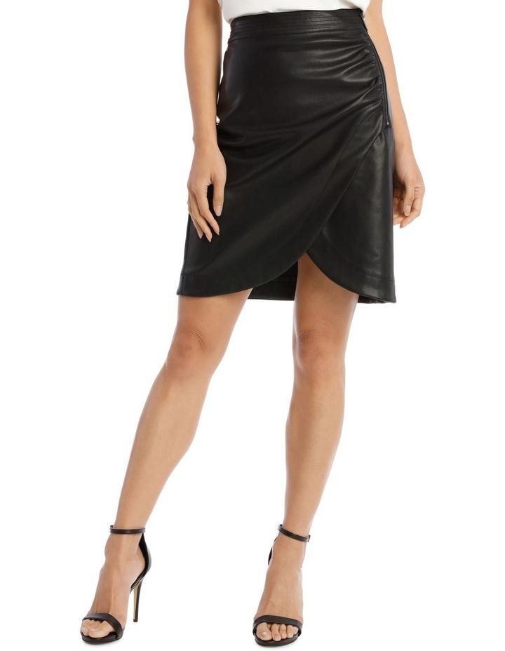Pleather Skirt image 1