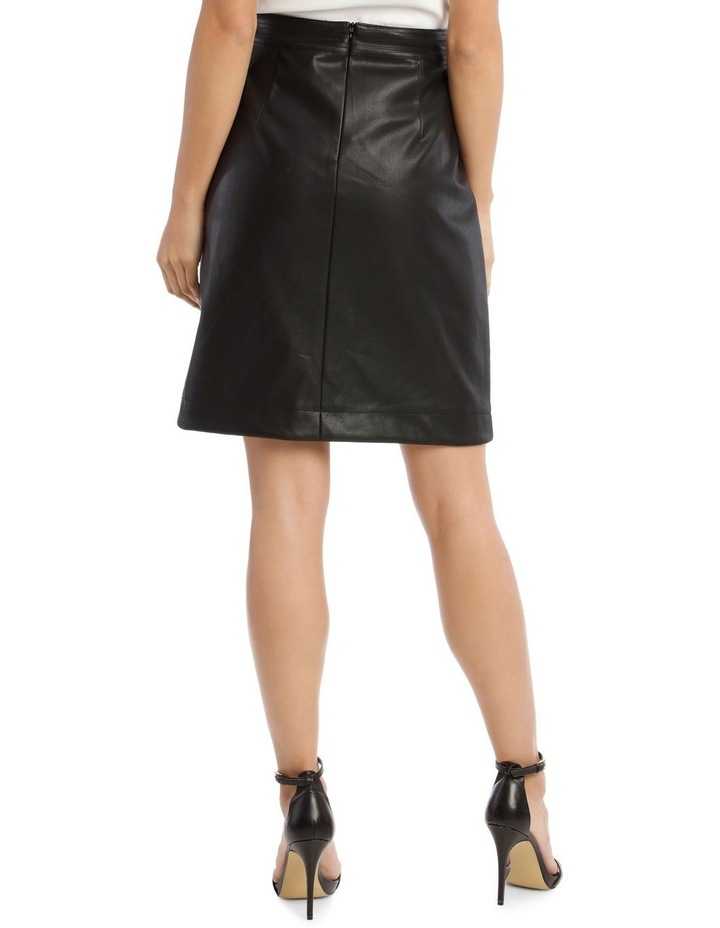 Pleather Skirt image 3