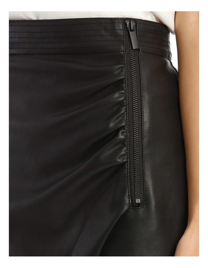 Pleather Skirt image 4