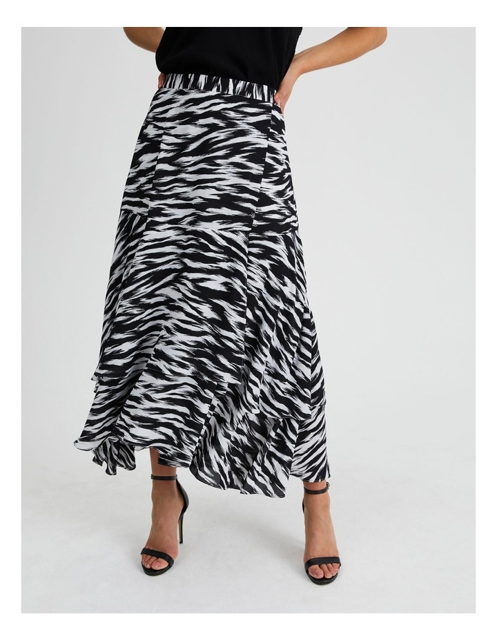 Layered Fix Wrap Skirt In The Wild image 1