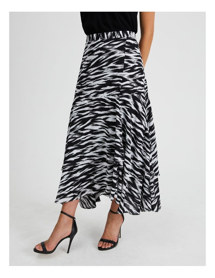Layered Fix Wrap Skirt In The Wild image 2