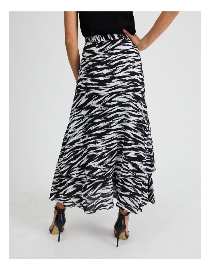 Layered Fix Wrap Skirt In The Wild image 3