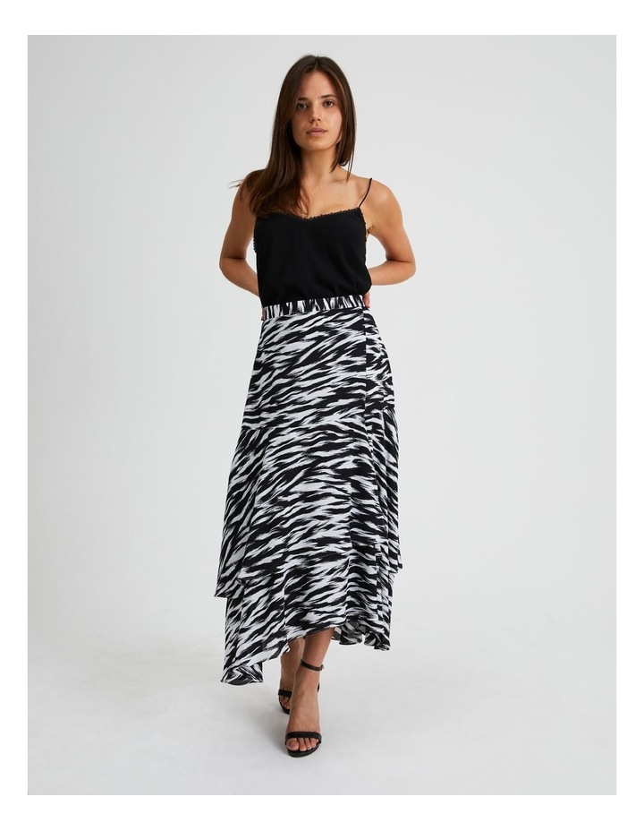 Layered Fix Wrap Skirt In The Wild image 4