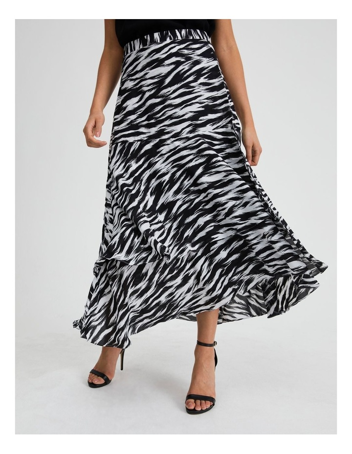Layered Fix Wrap Skirt In The Wild image 5