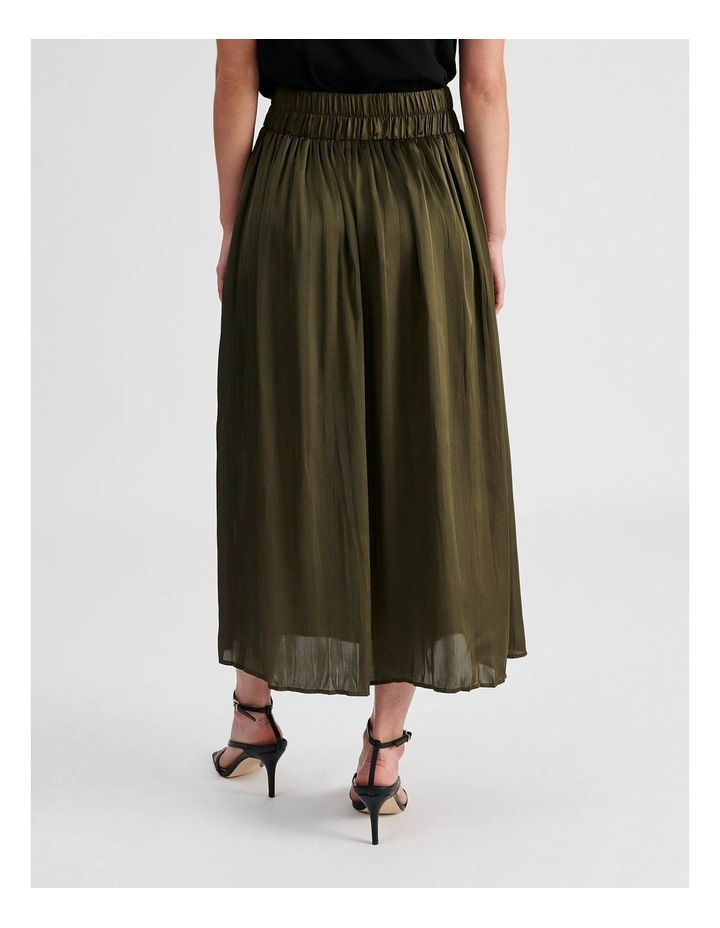 D Ring Pleated Skirt image 4
