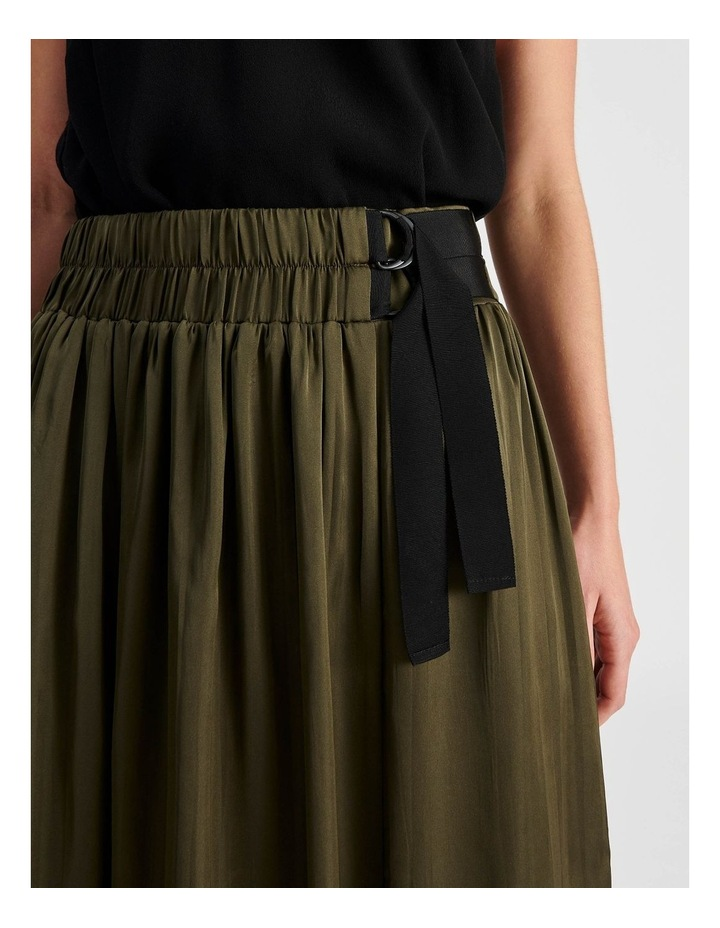 D Ring Pleated Skirt image 5