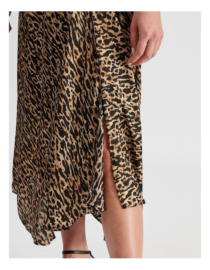 Satin Animal Skirt image 6
