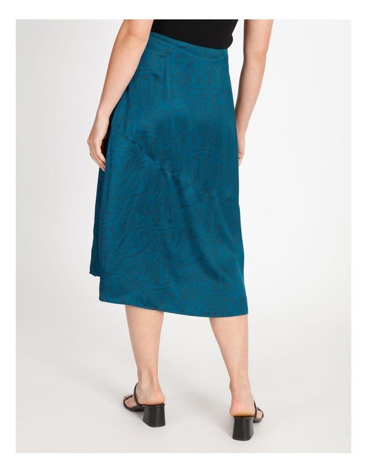 Asymmetrical Split Front Skirt image 3