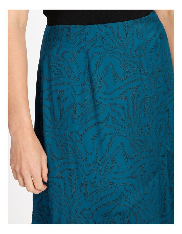 Asymmetrical Split Front Skirt image 4