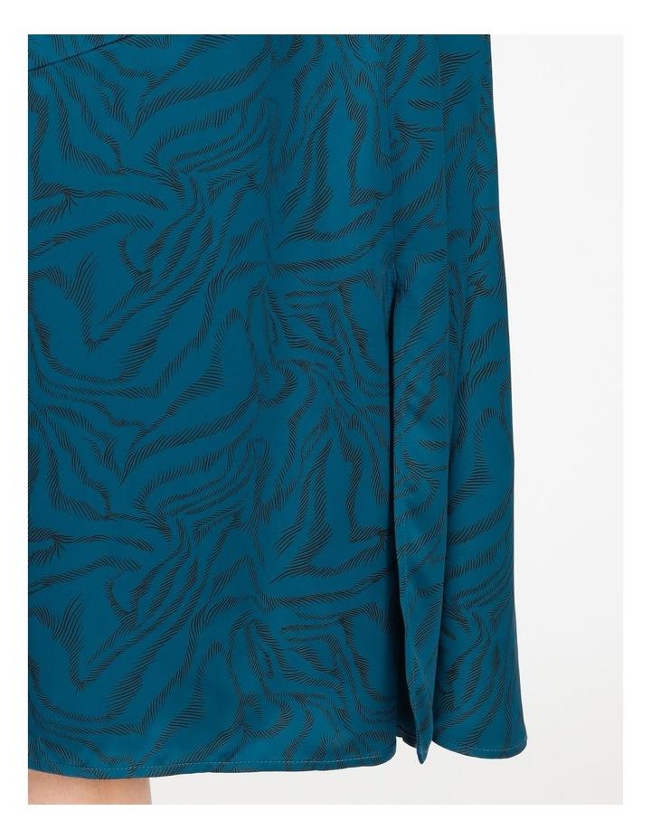 Asymmetrical Split Front Skirt image 5