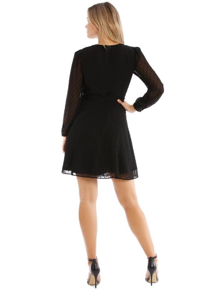 Asymmetric Wrap Dress image 3