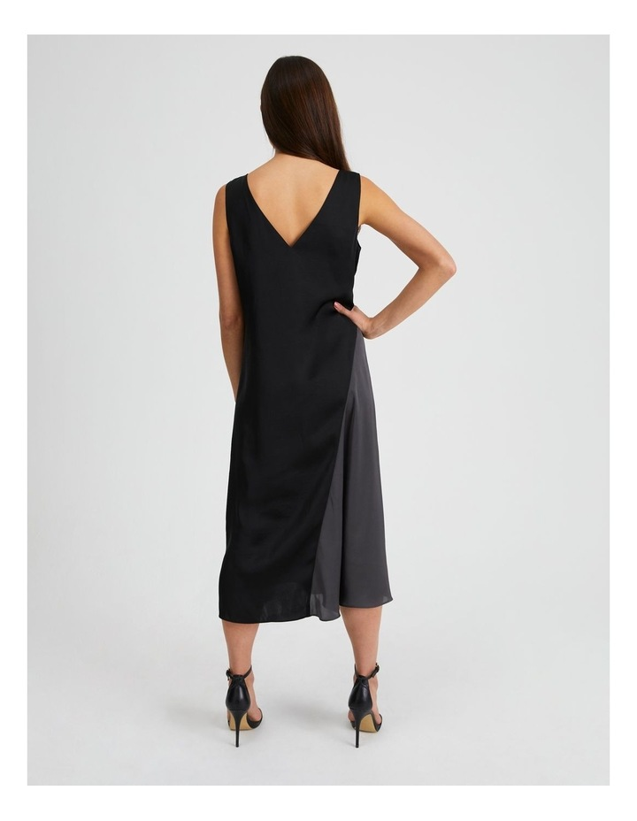 Spliced Slip Dress image 3