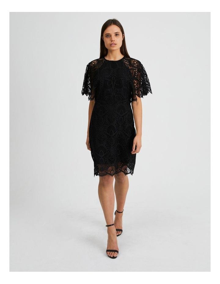Lace Mini Dress image 1