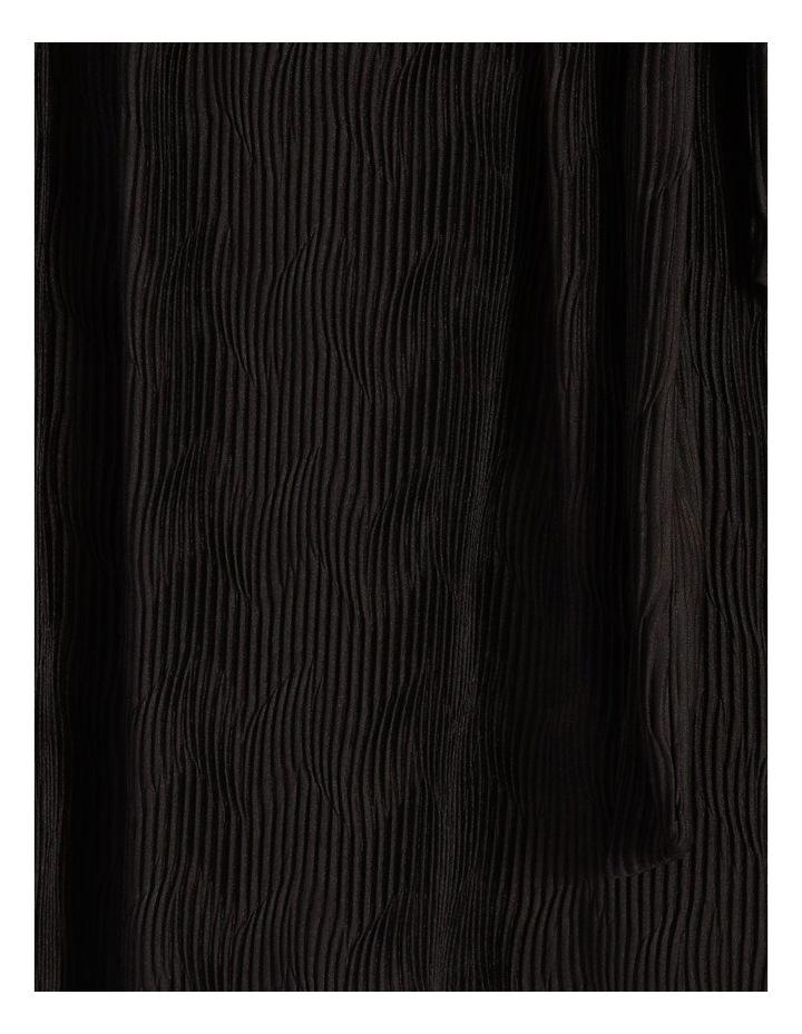Plisse Shift Dress image 5