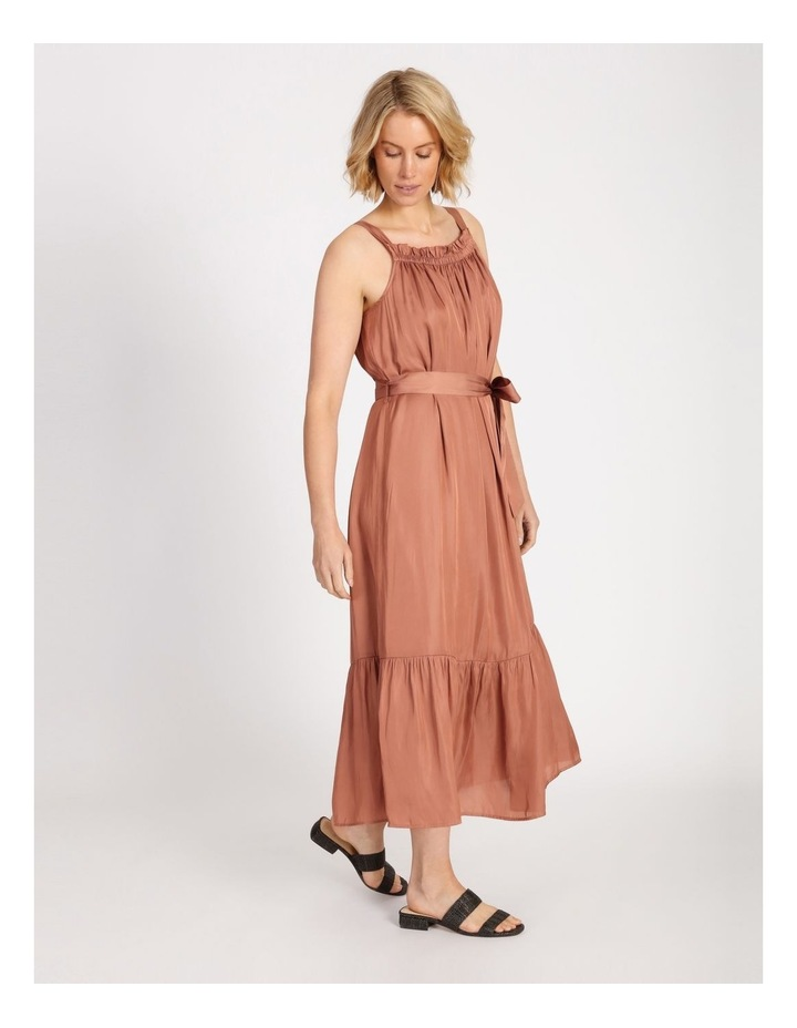 Single Tier Maxi Dress image 2