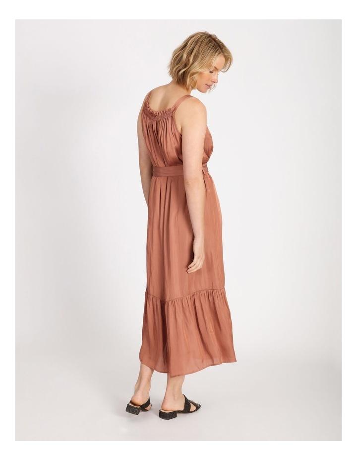 Single Tier Maxi Dress image 3