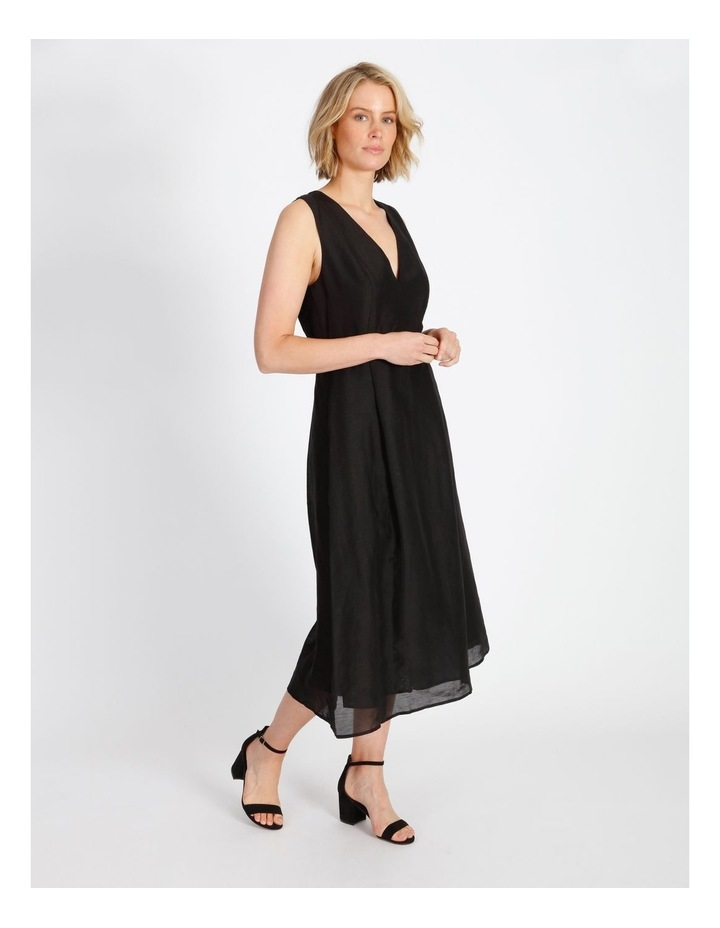Trim Midi Dress image 2
