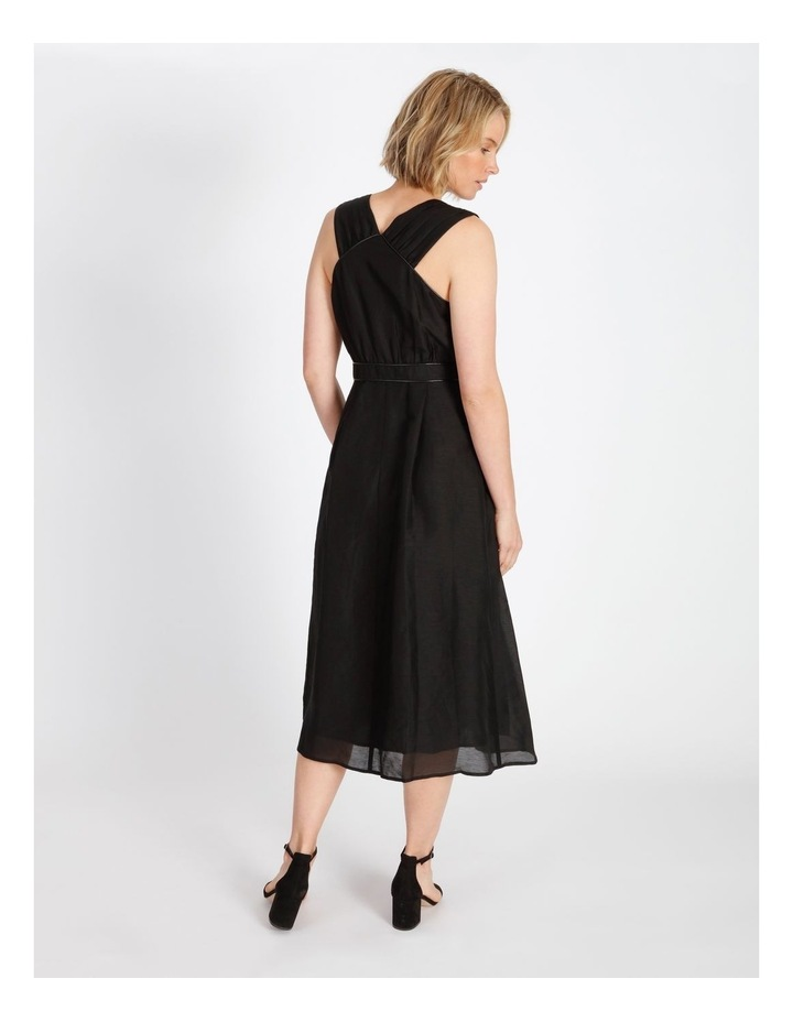 Trim Midi Dress image 3