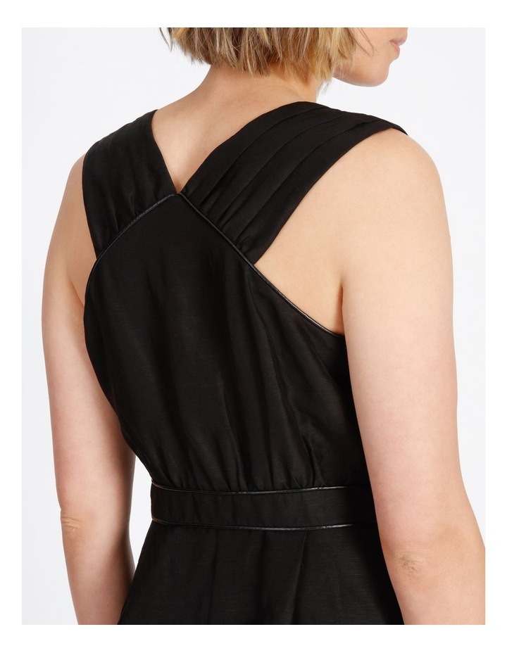 Trim Midi Dress image 5