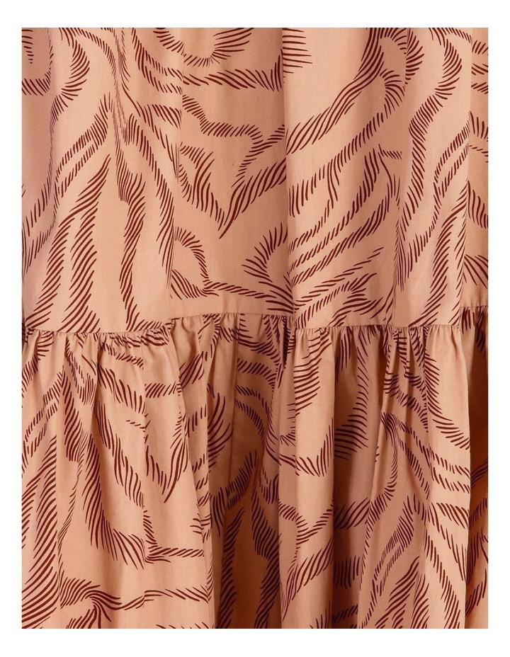 Tiered Mini Dress image 6