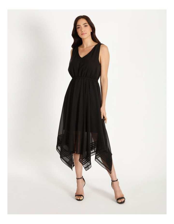 Hanky Hem Midi Dress image 1