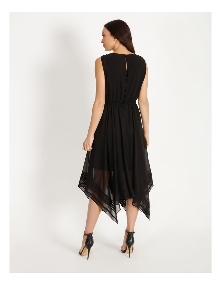 Hanky Hem Midi Dress image 3