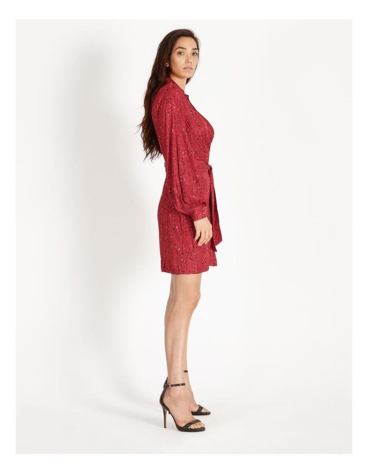 Wrap Shirt Dress image 2