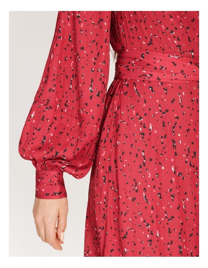 Wrap Shirt Dress image 5