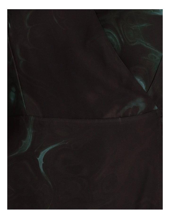 Long Sleeve Wrap Dress image 5