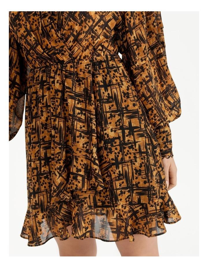 Loop Detail Dress image 4