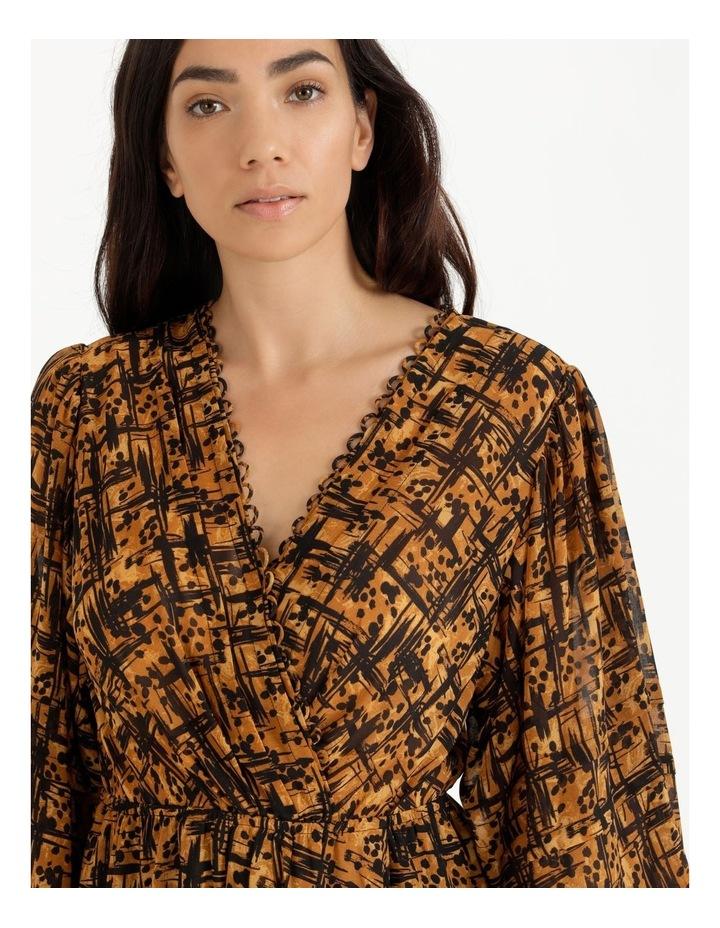 Loop Detail Dress image 5