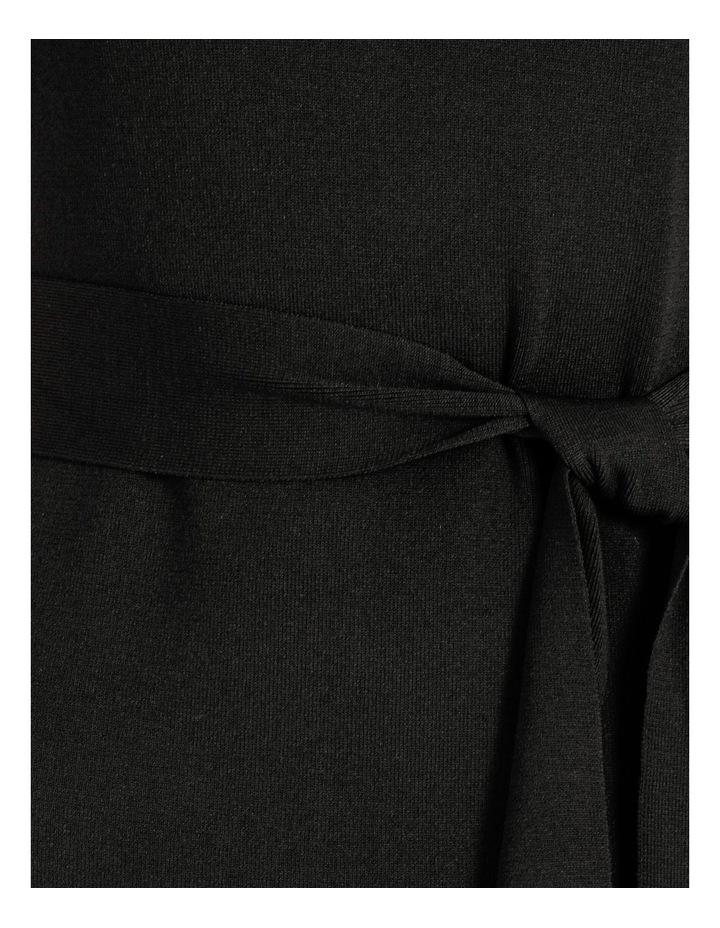 Cutout Detail Midi Dress image 5