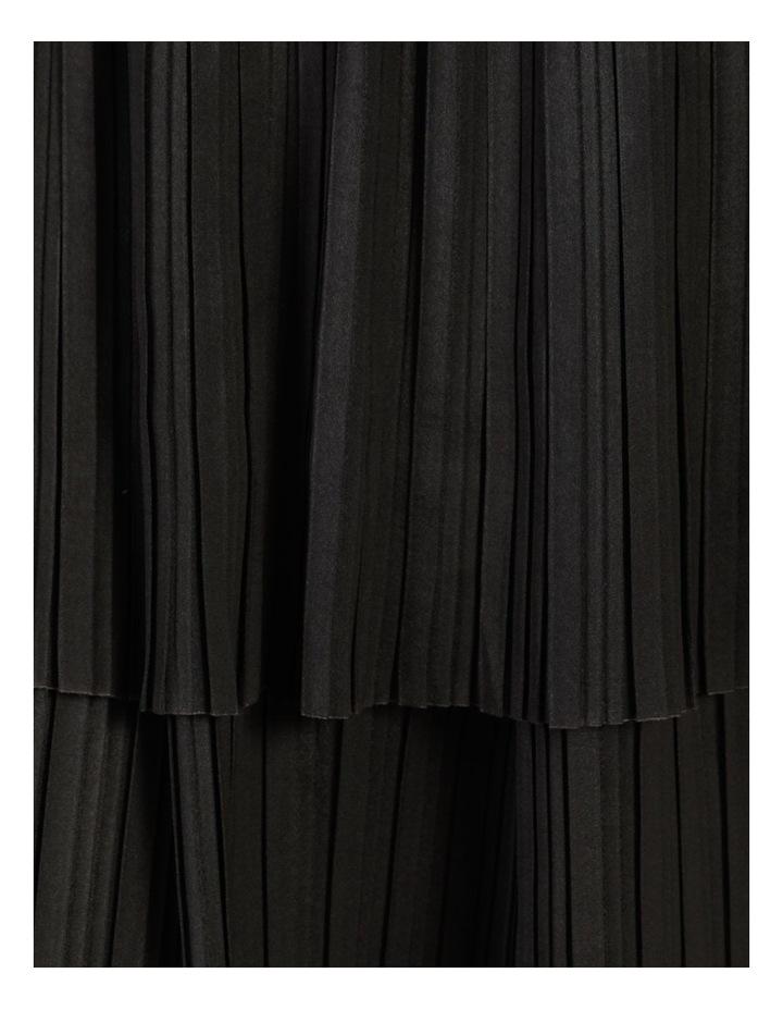 Sleeveless Elastic Waist Mini Dress image 6