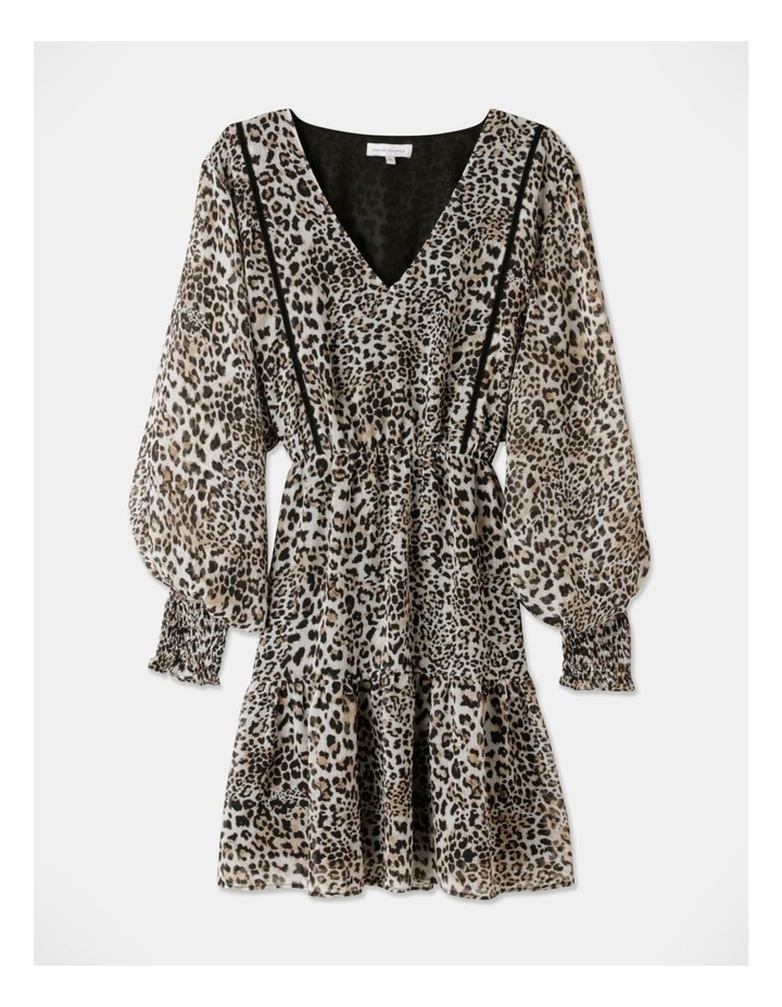 Long Sleeve Mini Dress image 1