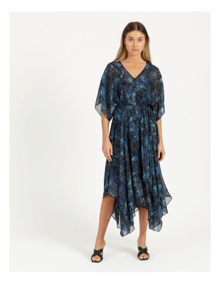Hanky Hem Kimono Dress image 1