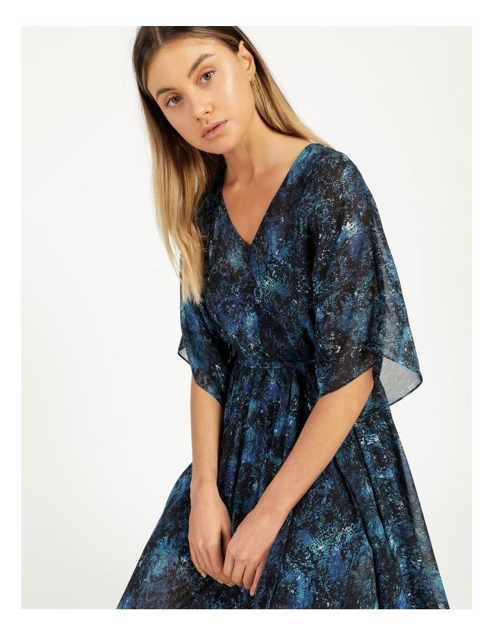 Hanky Hem Kimono Dress image 2