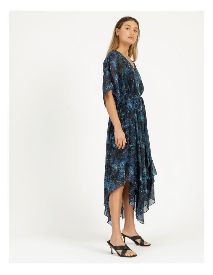 Hanky Hem Kimono Dress image 3