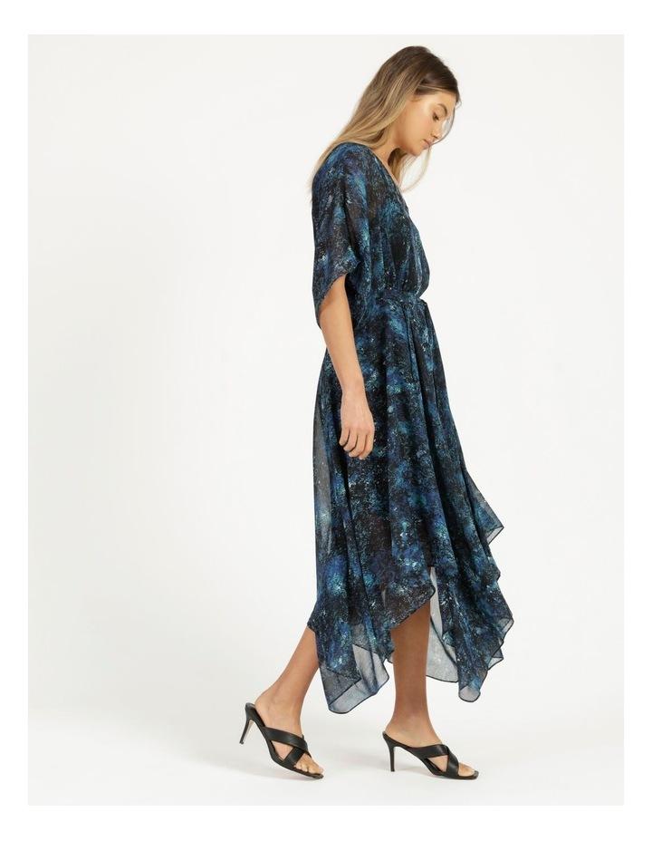 Hanky Hem Kimono Dress image 4