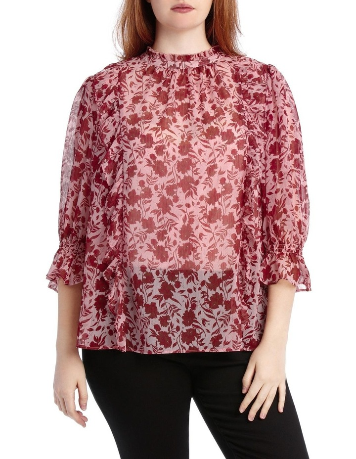 Top Short Sleeve With Ruffle image 1