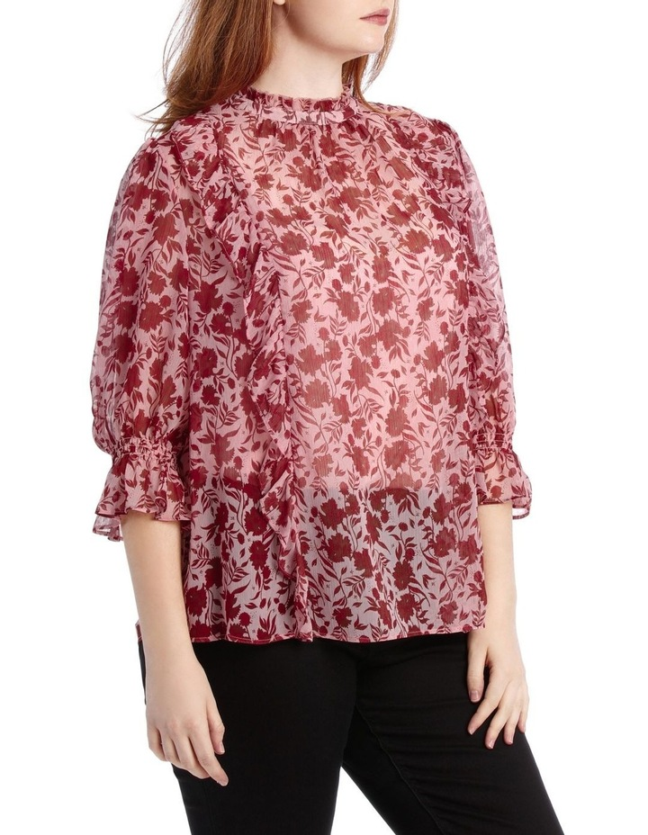 Top Short Sleeve With Ruffle image 2