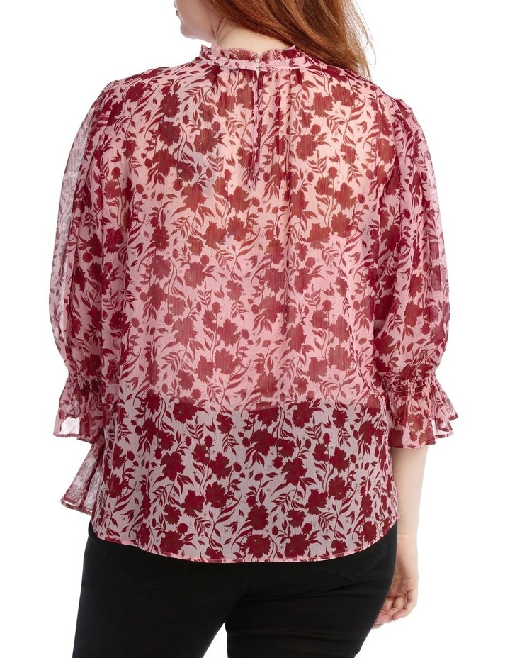 Top Short Sleeve With Ruffle image 3